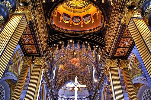 Cúpula da Catedral de São Paulo em Londres