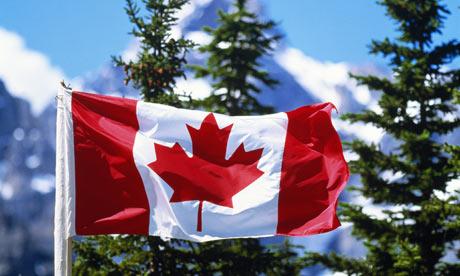 All World Flags Canada Flag Wallpaper