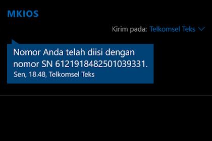 Dapat Bonus Pulsa dari SMSgroup