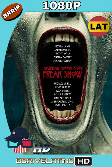 American Horror Story Temporada 04 BRRip 1080p Latino-Ingles MKV