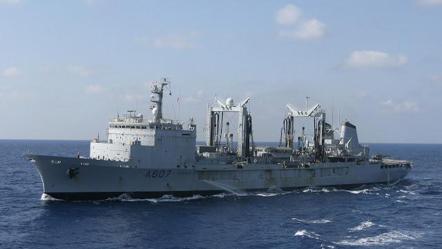 Francia suspende su participación en misiones navales de la OTAN en el Mediterráneo en medio de tensiones con Turquía