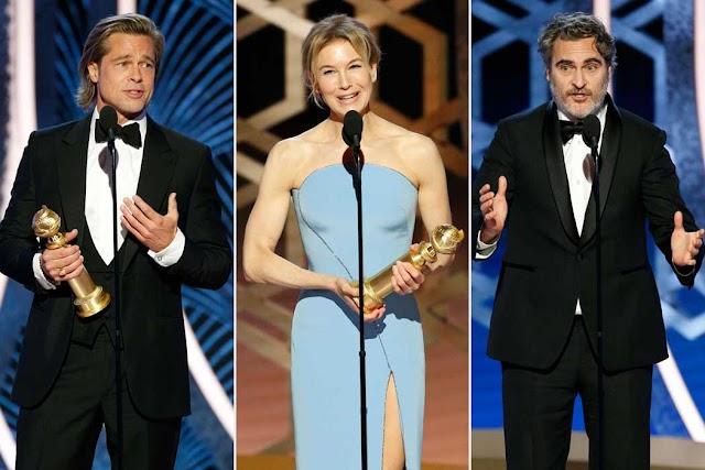 قائمة الأفلام والمسلسلات الفائزة في حفل الغولدن غلوب 2020 Golden Globe النسخة 77