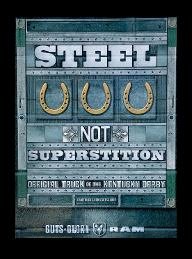 Steel Not Superstition