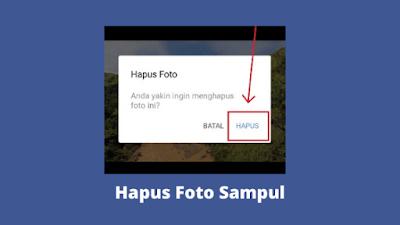 Cara Menghapus Foto Sampul Di Facebook Terbaru