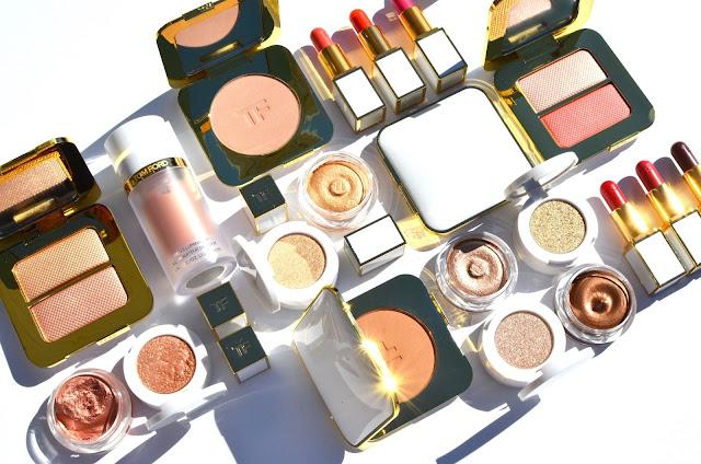 Tom Ford kolekcja makijażowa