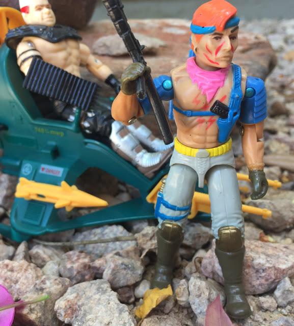 1986 Zandar, Zartan's Brother, Funskool Road Pig, 1988