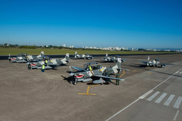 embraer delivers super tucano philippines