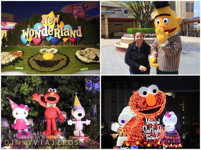 Universal Studios Japan. Área Universal Wonderland