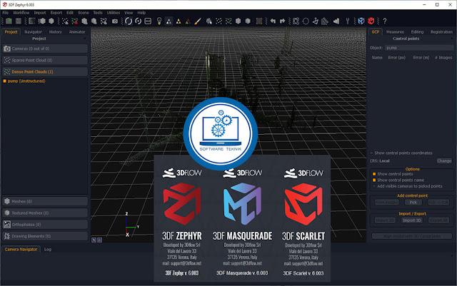 3Dflow 3DF Zephyr v6.003 x64