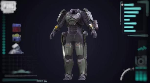 كيفية الفوز في Power Armor في لعبة ببجي موبايل 1.2