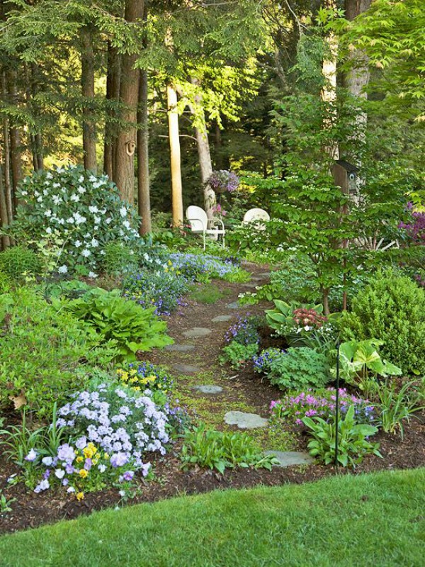 Secret Garden Ideas 10 secret garden ideas Via