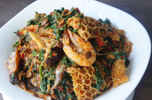 How to prepare delicious Nigerian Efo Riro