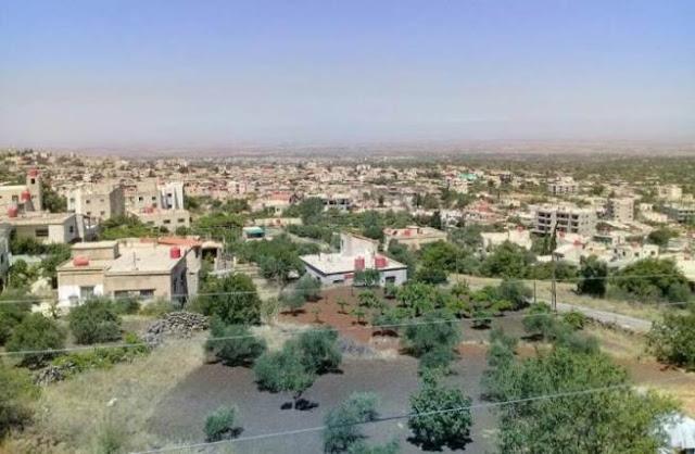 مياه الصرف الصحي تلوث نبع «الملعبة» في بلدة قنوات.