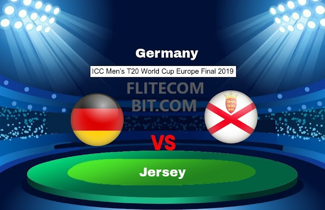 GER vs JER Dream11 Match Prediction T20 WC Europe Final Preview, Team News, Playing11