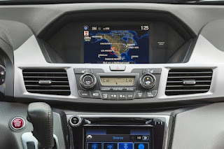 Fitur Penunjang Honda Odyssey Terbaru