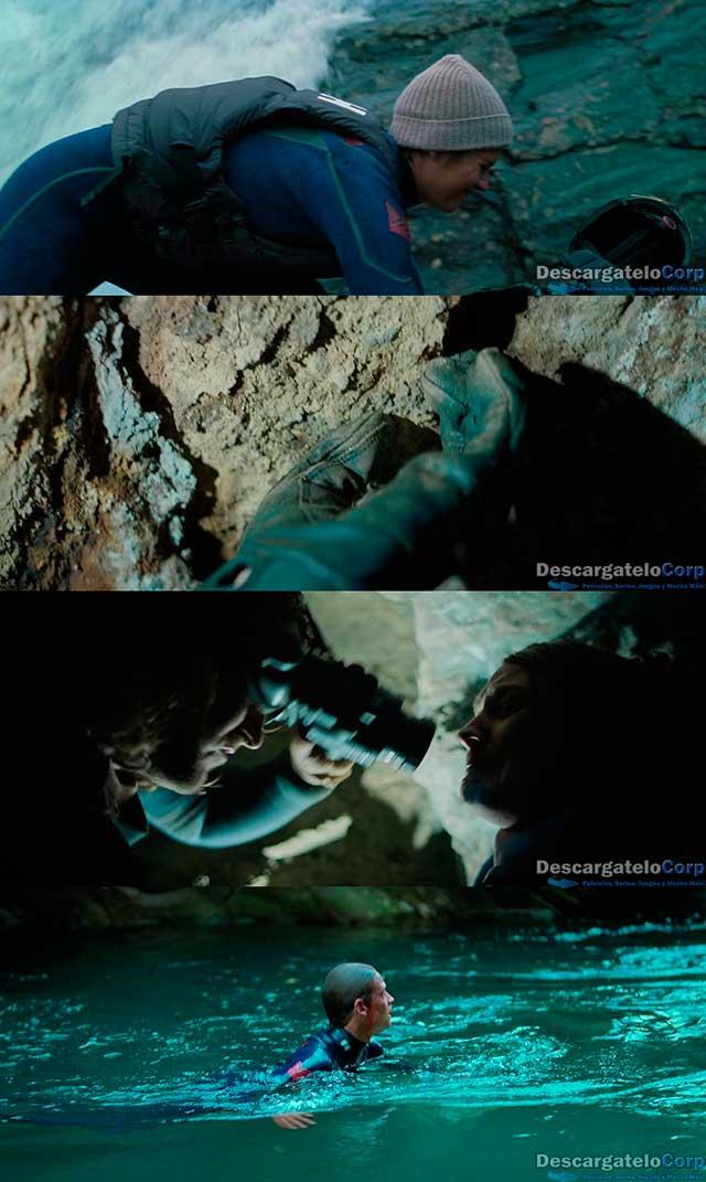 La Cueva Descenso al Infierno (2016) HD 1080p Español Latino