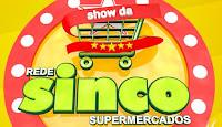 Show da Rede Sinco Supermercados 21 Anos