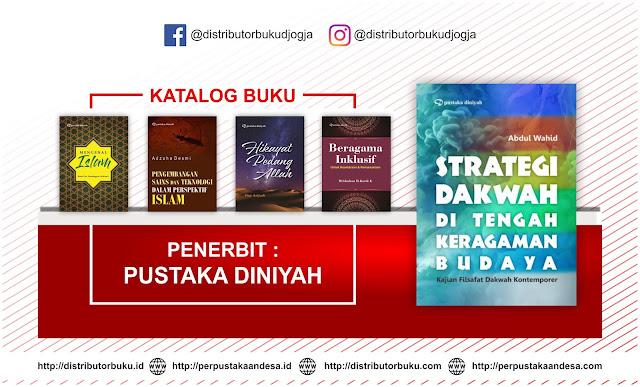 Buku Terbaru Terbitan Penerbit Pustaka Diniyah
