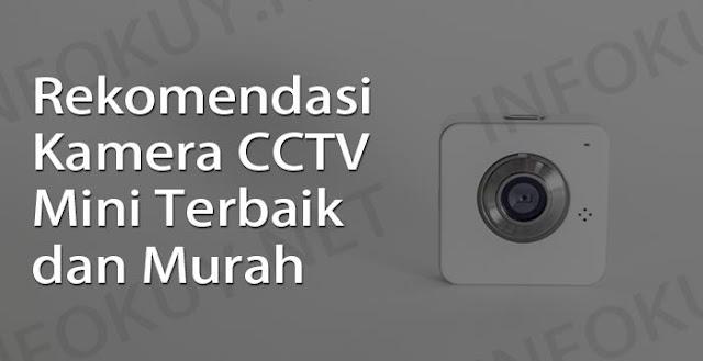 kamera cctv mini
