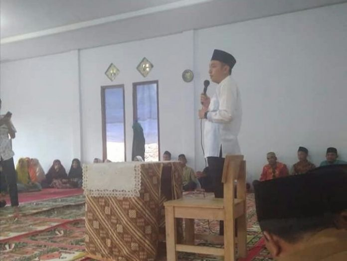 Acara Halal bi Halal, Ketua DPRD Fikar Azami Ajak Masyarakat Salin Silaturahmi