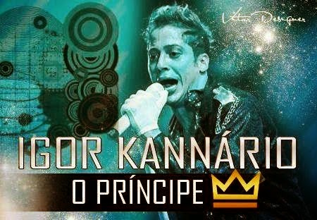 cd de igor kanario o principe do guetto 2014