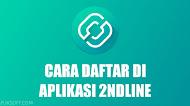 Cara Terbaru Daftar 2ndLine Untuk WhatsApp 2019