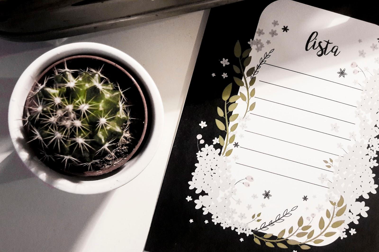 Bloom Flowers czyli Twoja lista TO-DO