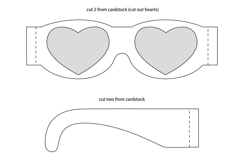 Nossa Historia De Amor Mensagem Secreta Oculos 3d