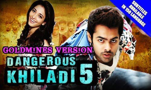 Dangerous Khiladi 5 2016 Hindi Dubbed 720p