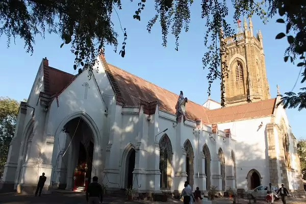 नागपुर में 10 चर्च का इतिहास