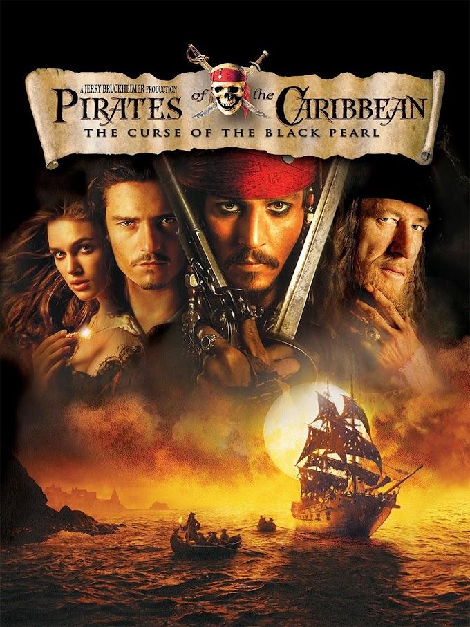 Pirates of the Caribbean 1 : The Curse of the Black Pearl (2003) Kurdi