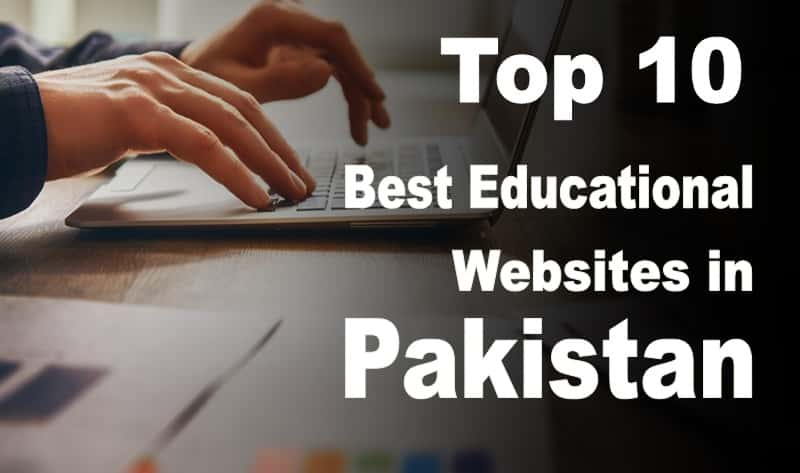 List of best educational websites for students in Pakistan