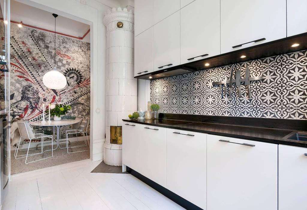 Ideas de revestimientos para las paredes de la cocina  Cocinas con estilo