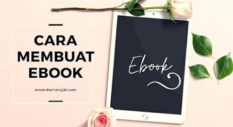 Belajar Cara Membuat Ebook Mudah Dari Artikel Blog Bersama Pro Digital Mom