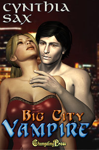 Big City Vampire by Cynthia Sax
