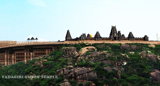 Yadagiri Gutta Temple