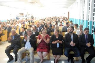 Câmara celebra 75 anos de Registro-SP com o reconhecimento público para cidadãos