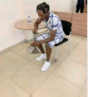 Naira Marley New Photos Liked By EFCC, PDP, APC And Others
