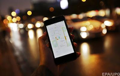 Тарифи на uberX у Львові складуть 4 грн за подачу автомобіля та 5 грн за кожний кілометр