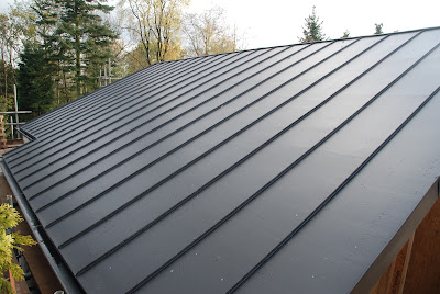 Modern House Build In Surrey Day 143 Zinc Roof And