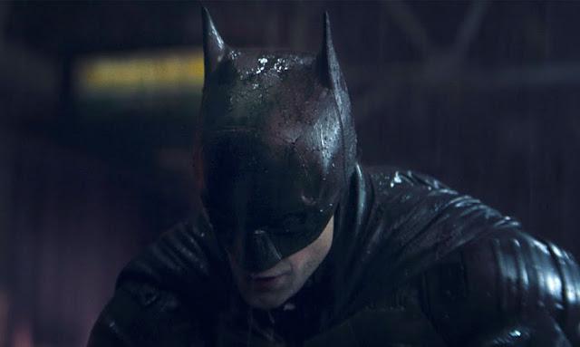 Box Office Movies : The Batman - DC FanDome Teaser