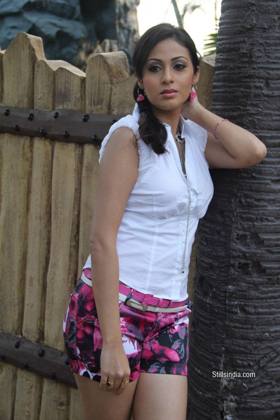 Glamorous Girls South Indian Actress Sada Hot Photoshoot-7030