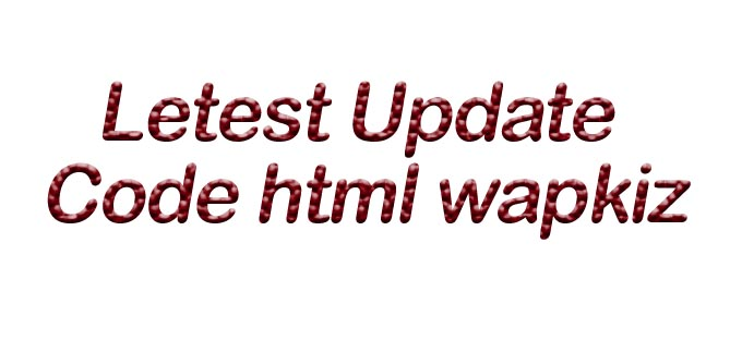 mixtechgyan blogspot in: Letest Update Code wapkiz wapka etc all