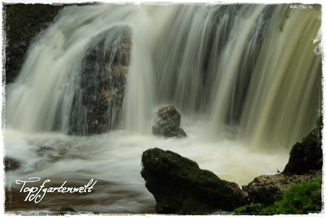 Wasserfall Tiefensteinklamm