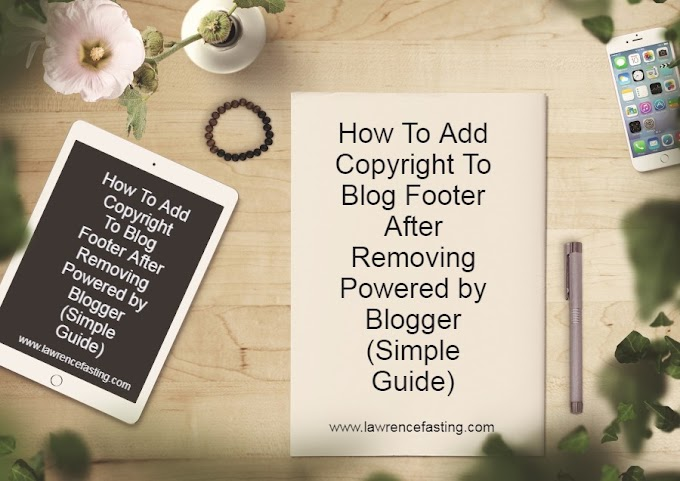 How To Add Copyright To Blog Footer (Simple Guide)