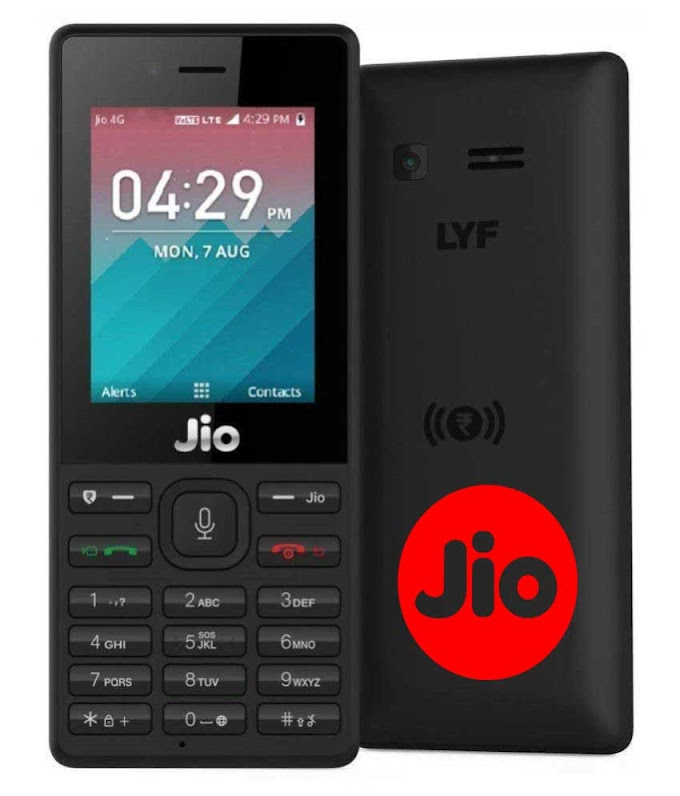 Jio F220B Flash File Stock Firmware ROM (Download)