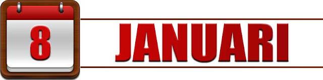 Gambar ilustrasi Sejarah 8 Januari