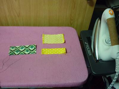 cose una carterita modistilla de pacotilla boquilla fleje tutorial