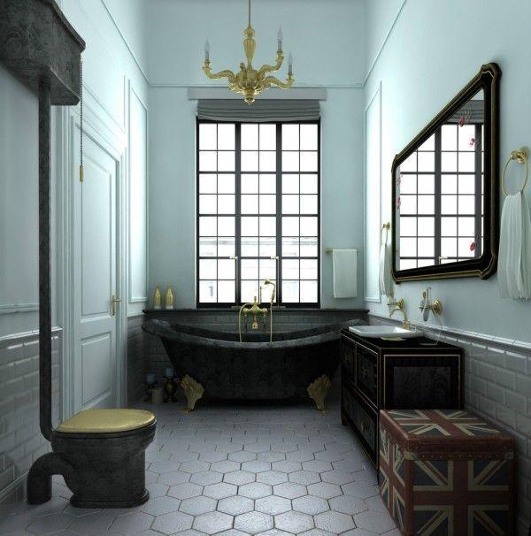 Bathroom Settings Design