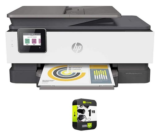 HP E9HPOJP8025 OfficeJet Pro 8025 Printer